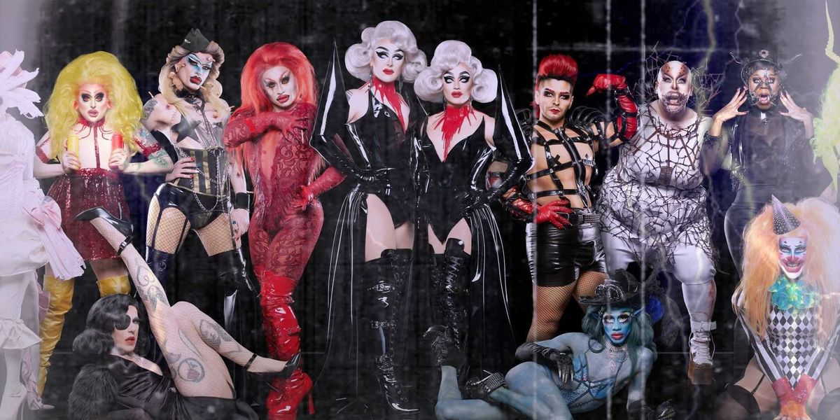 """Why """"Dragula"""" Is Better Than """"RuPaul's Drag Race"""""""