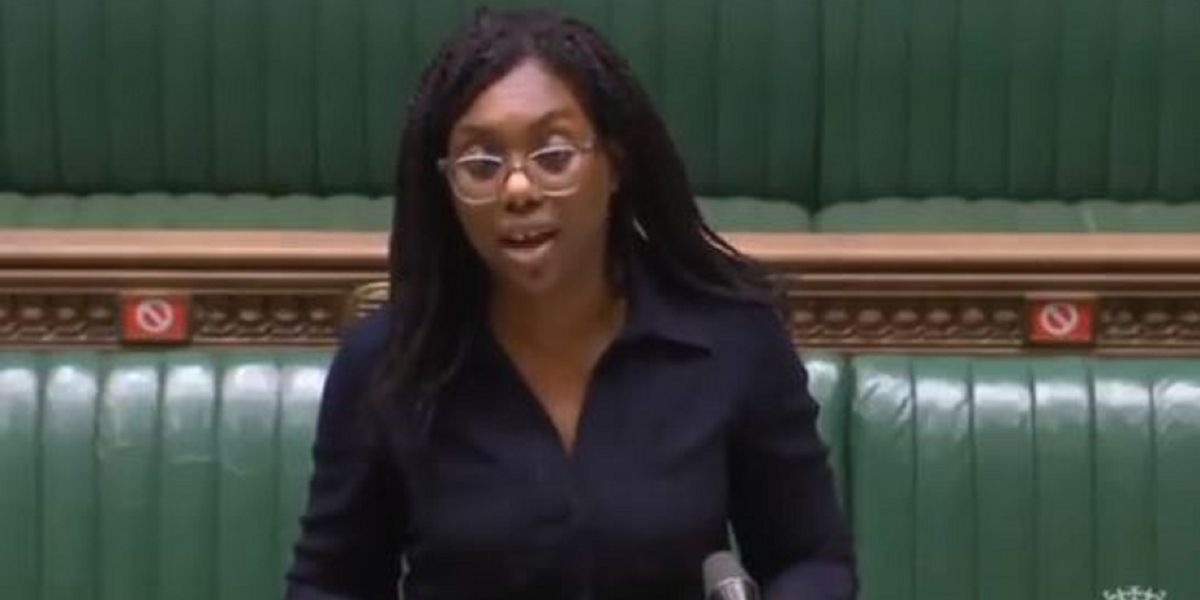 UK women and equalities minister torches BLM movement, critical race theory in House of Commons floor speech