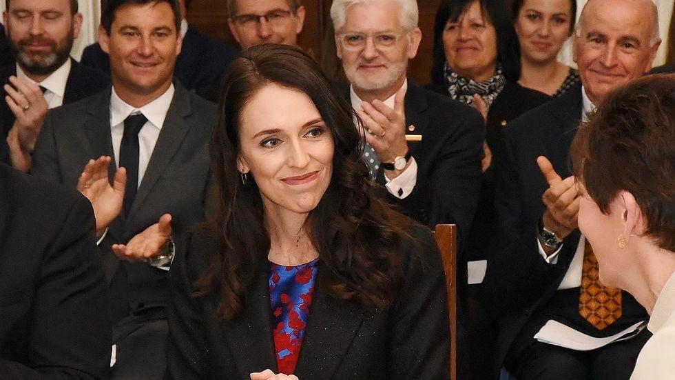 American Women, Let's Look Up To New Zealand's Leader, Jacinda Ardern