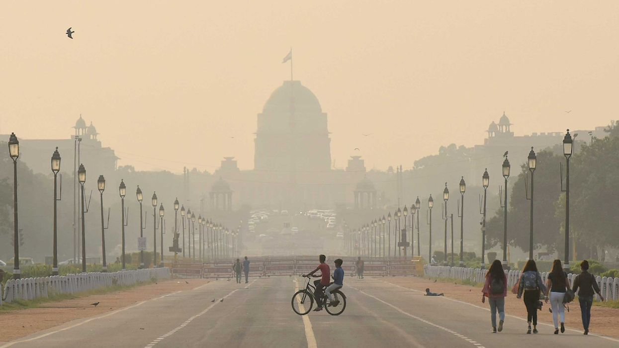 Air Pollution Responsible for Over 6.6 Million Deaths Worldwide in 2020, Study Finds