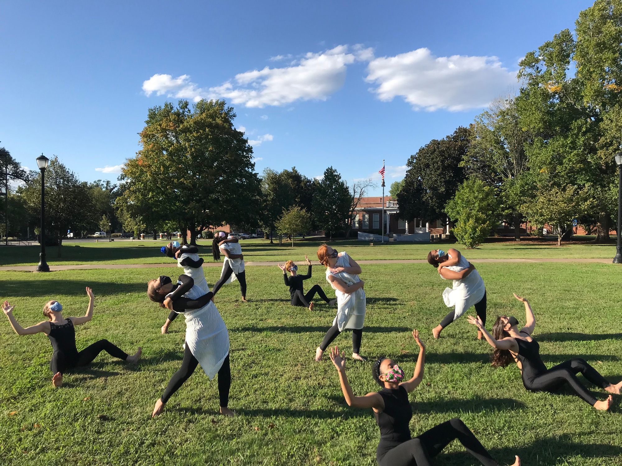 This Dance Was Part of the Women's Suffrage Movement—and Meg Brooker Is Reconstructing It for 2020