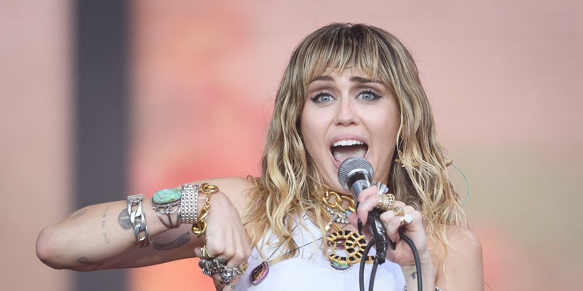 Miley Cyrus Was 'Chased Down' By a UFO