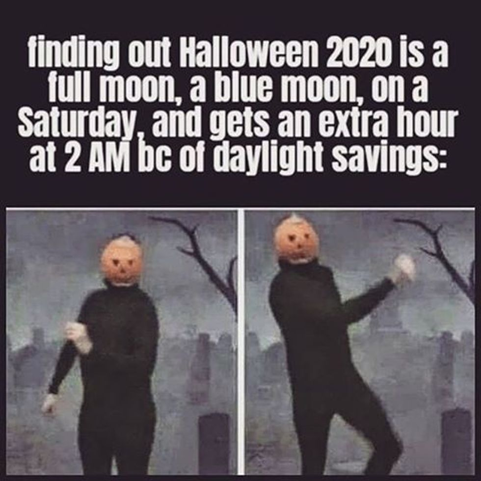 The Best Halloween Memes That Describe 2020 Americas Military Entertainment Brand