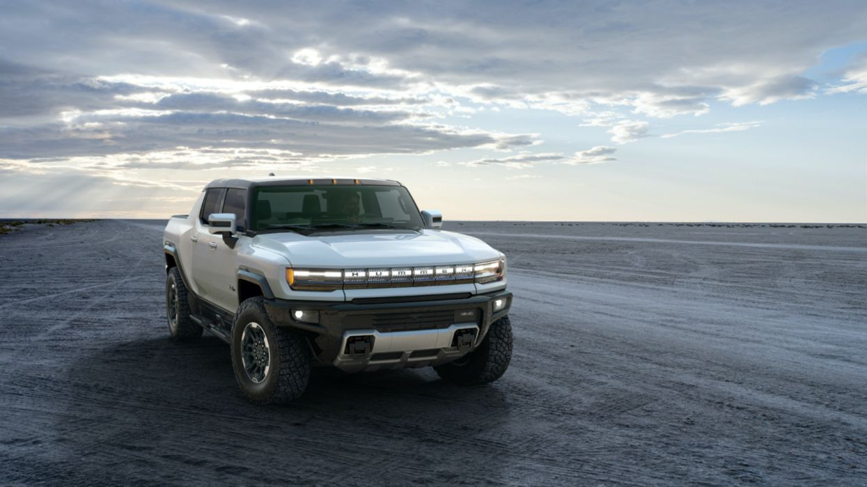 GM Is Bringing Back the Hummer — as an Electric Vehicle