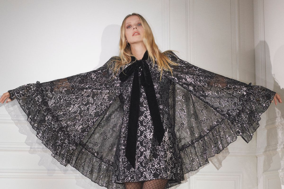 H&M's Dark Romantic Collab With The Vampire's Wife Has Finally Landed