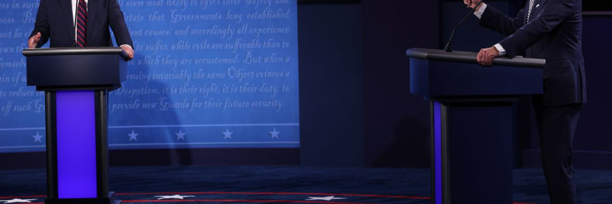 If Trump mentions Hunter Biden's emails, Joe Biden likely to cry 'Russian misinformation' at debate