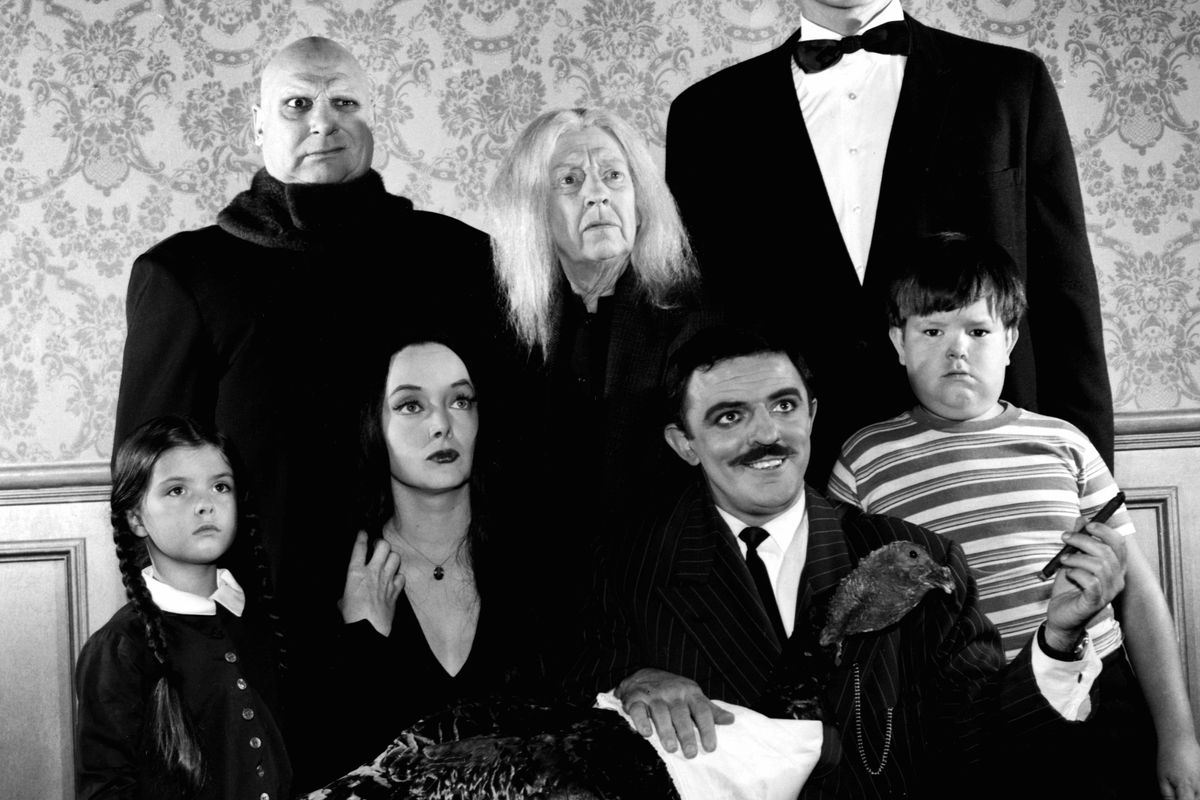 Tim Burton Is Reportedly Working on 'The Addams Family' TV Show