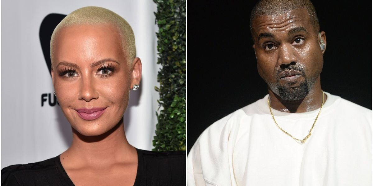 Amber Rose Said Kanye West 'Bullied' Her For 10 Years
