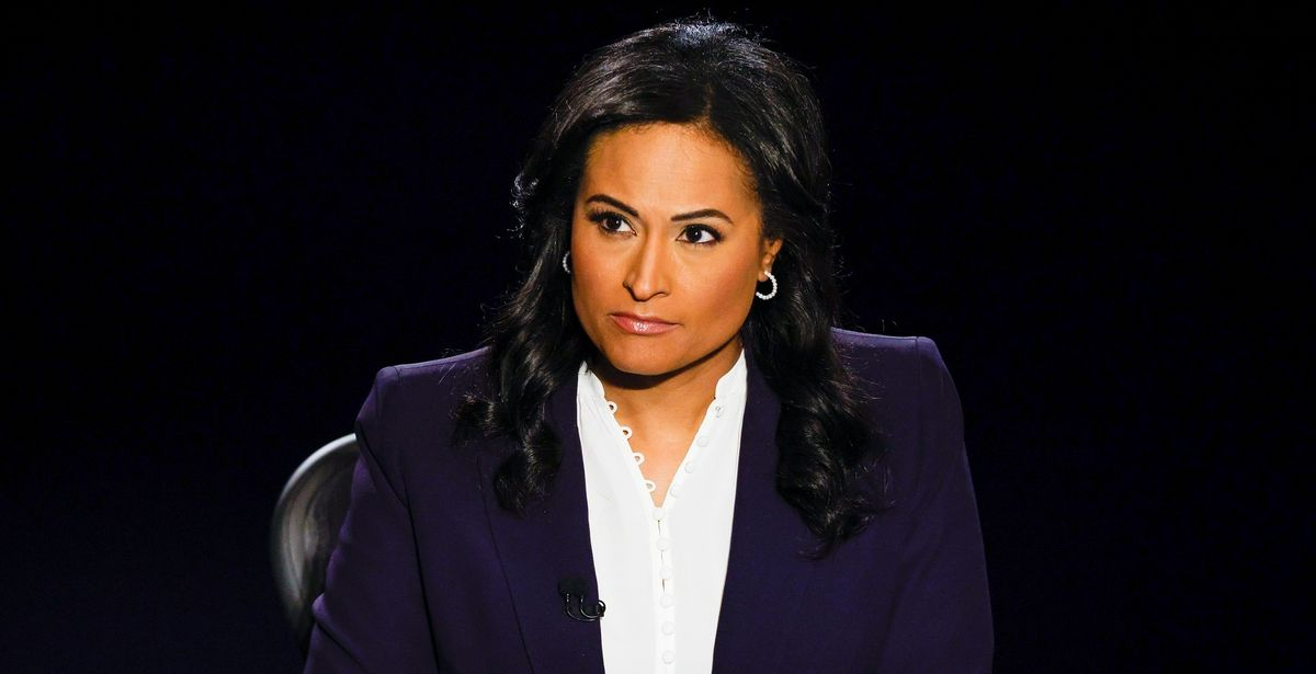 NBC's Kristen Welker wins high praise from the left and right in moderating of final debate