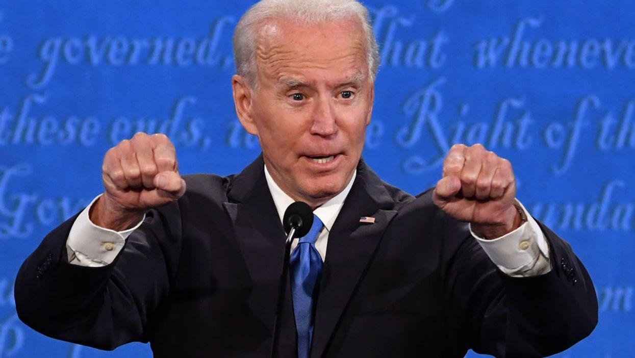 Joe Biden leaves no room to backtrack, denies Hunter Biden made money from business deals with Chinese associates