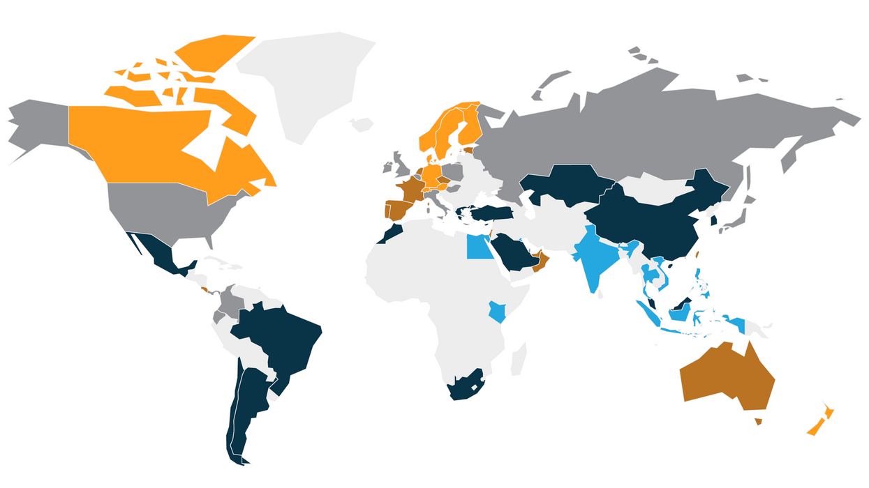 Environment & Sustainability Ranking, an Expat Insider topical report published by InterNations