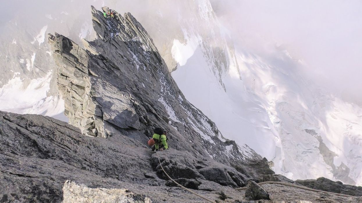 As climate change thaws mountain tops, risks of rockfalls surge