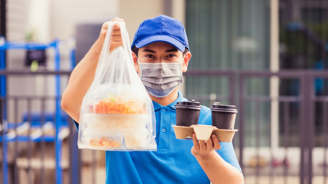 How Air Pollution, Food Delivery and Plastic Waste Are Connected
