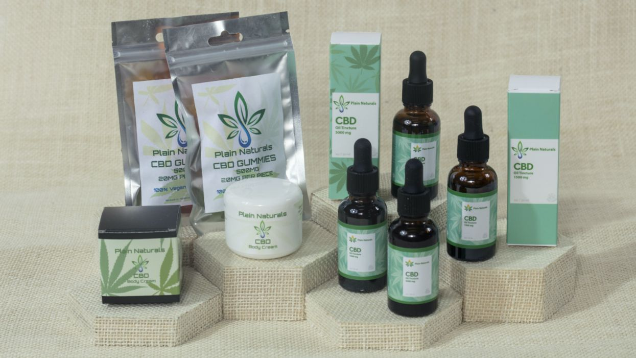 High Potency CBD Oil At An Amazing Price