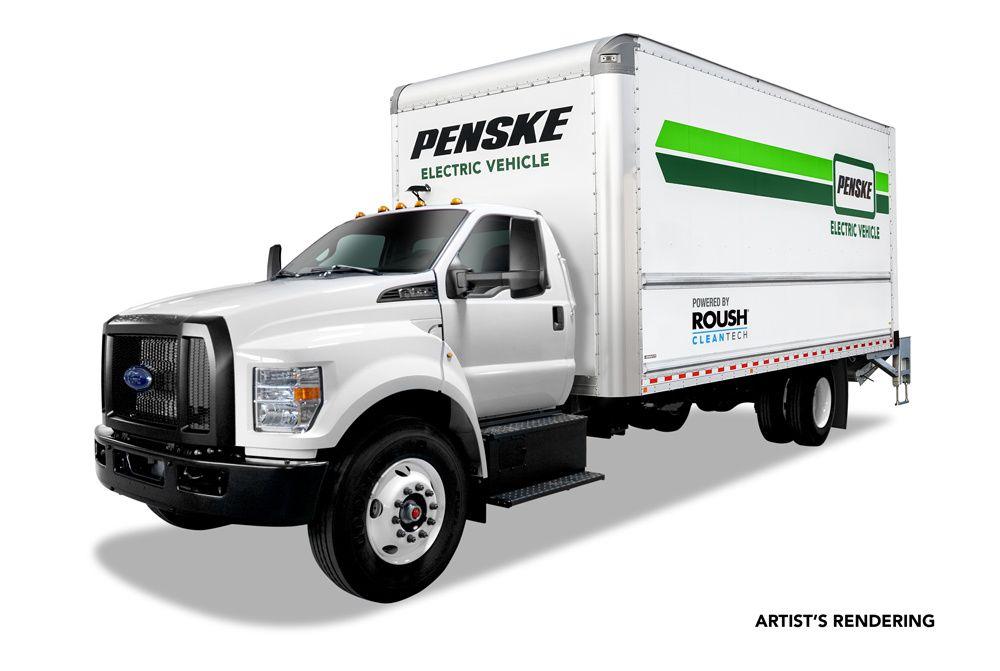 ROUSH Penske Truck