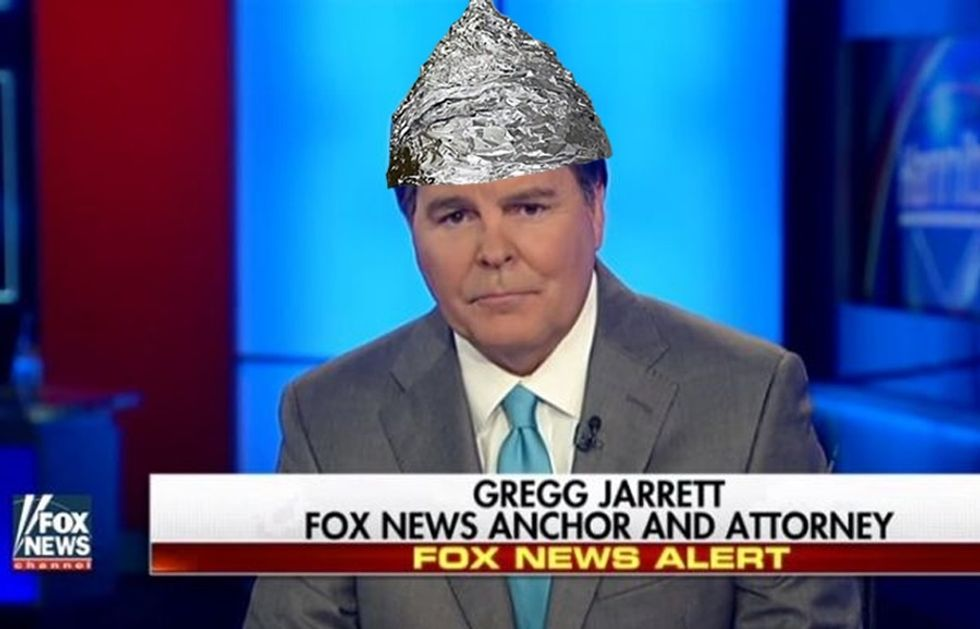 Fox News Legal Analyst Worries Deep State Stoled His Wifi