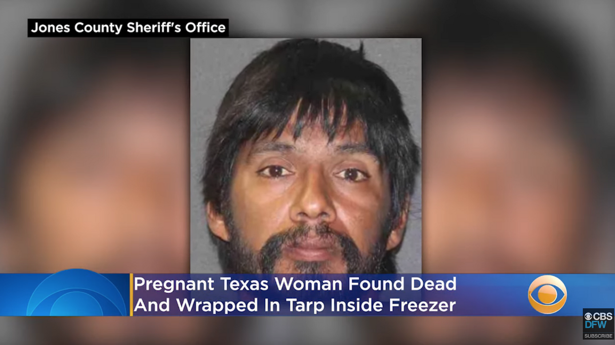 Texas man allegedly killed girlfriend and hid her in a freezer. She was pregnant with her third child.