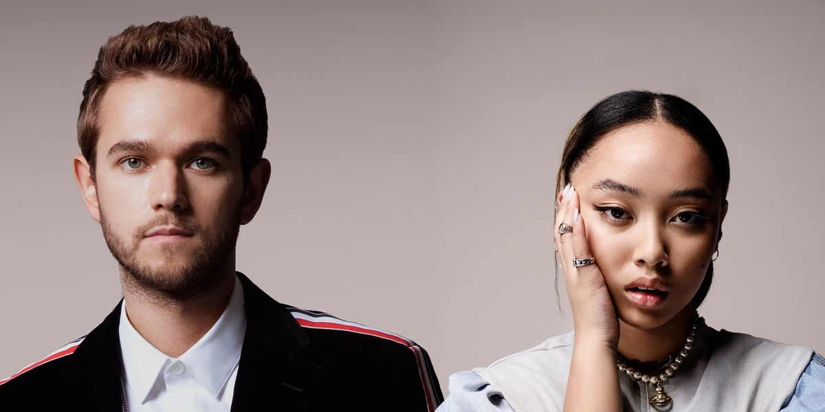 Zedd and Griff Talk 'Inside Out' Collab