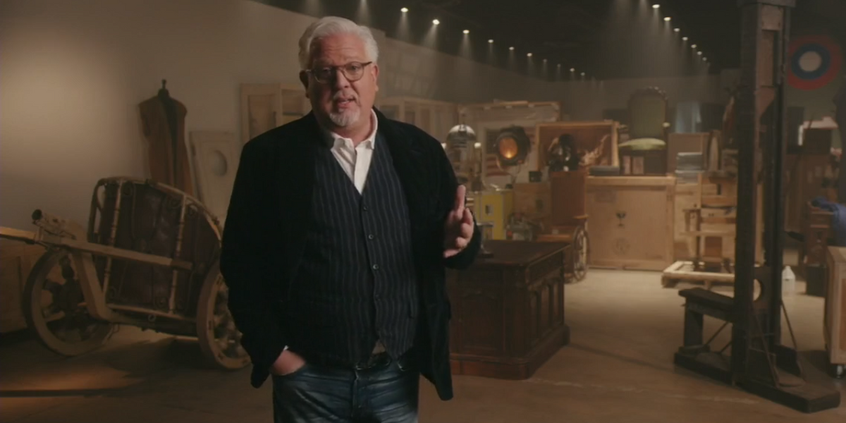 Glenn Beck unveils new American Journey Experience museum and training center to teach real history backed by truth