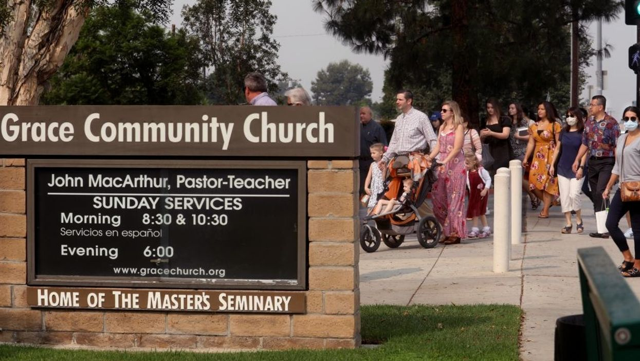 Media claim megachurch is source of COVID-19 'outbreak.' Turns out, it was just three cases.