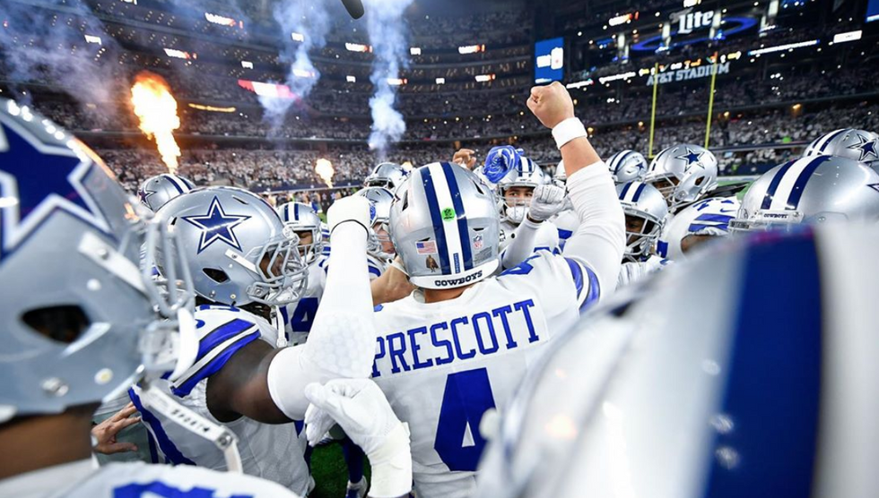 Dak Prescott's Ankle Injury Is More Than A Physical Wound