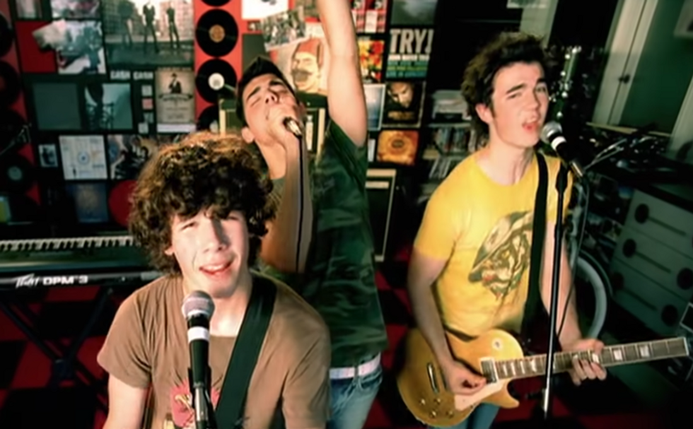 16 Boy Band Lyrics From The 2000s That Predicted 2020