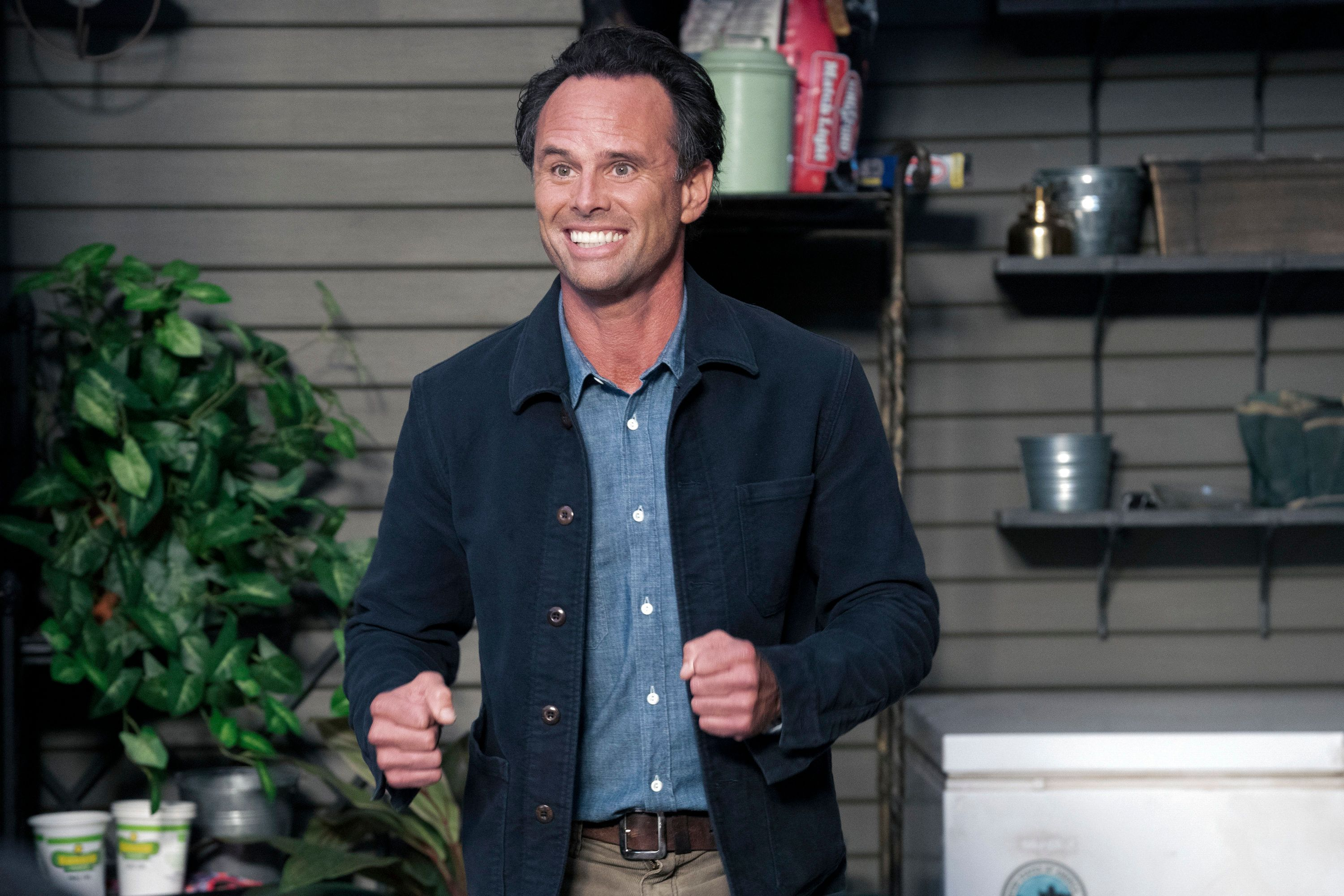 \u200bWalton Goggins as Wade