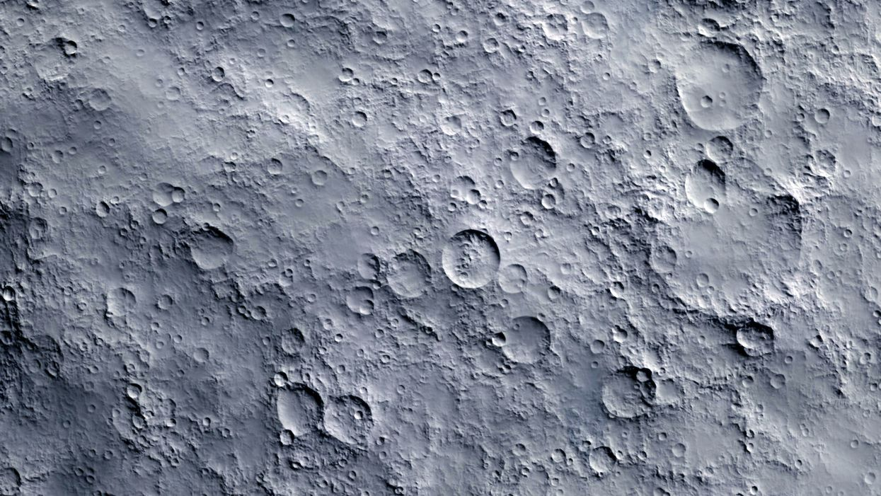 ​Lunar surface