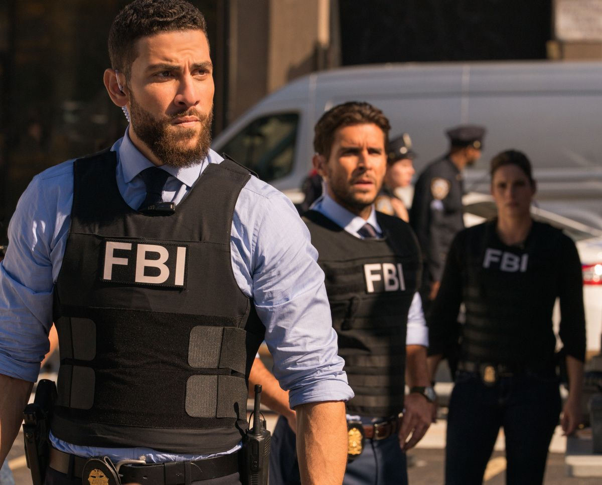 Special agents of the FBI