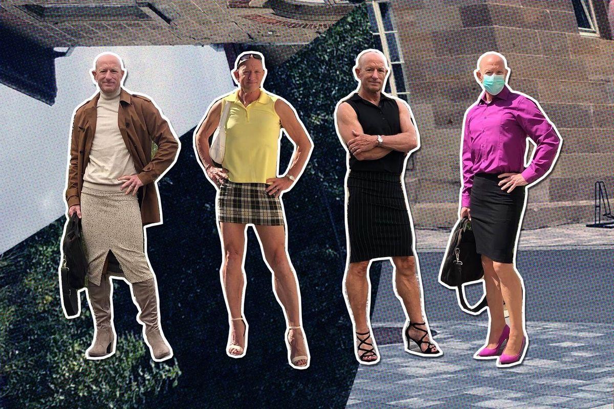 Why Doesn't Your Football Coach Wear Stilettos?