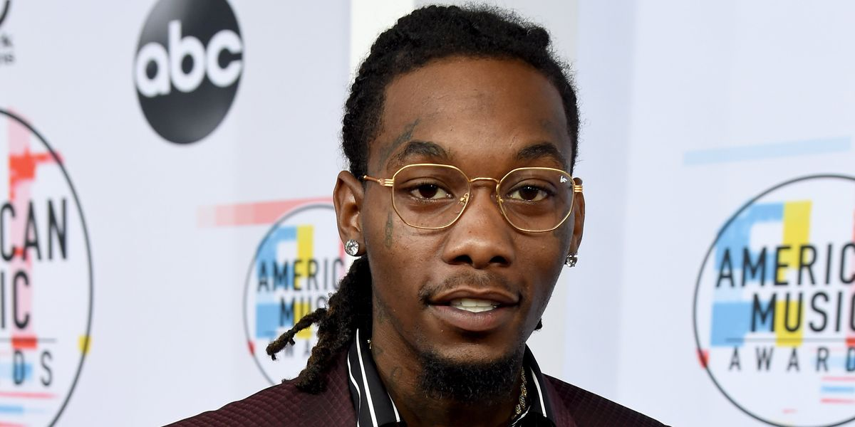Offset Asks Fans to Vote After Being Detained By Police