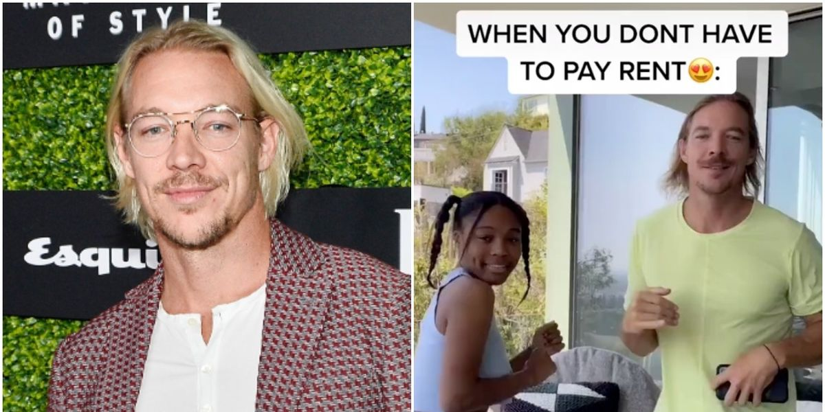 Diplo Responds to Quenlin Blackwell 'Grooming' Accusations