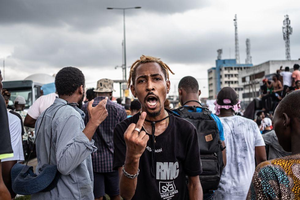 #EndSARS Protest - OkayAfrica