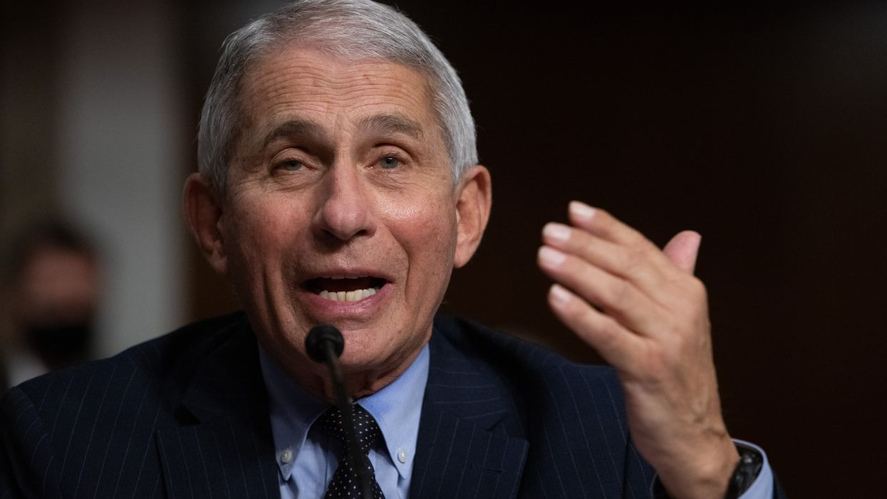 Fauci says early COVID vaccines will prevent symptoms, not block disease — and may be only 50% to 60% effective