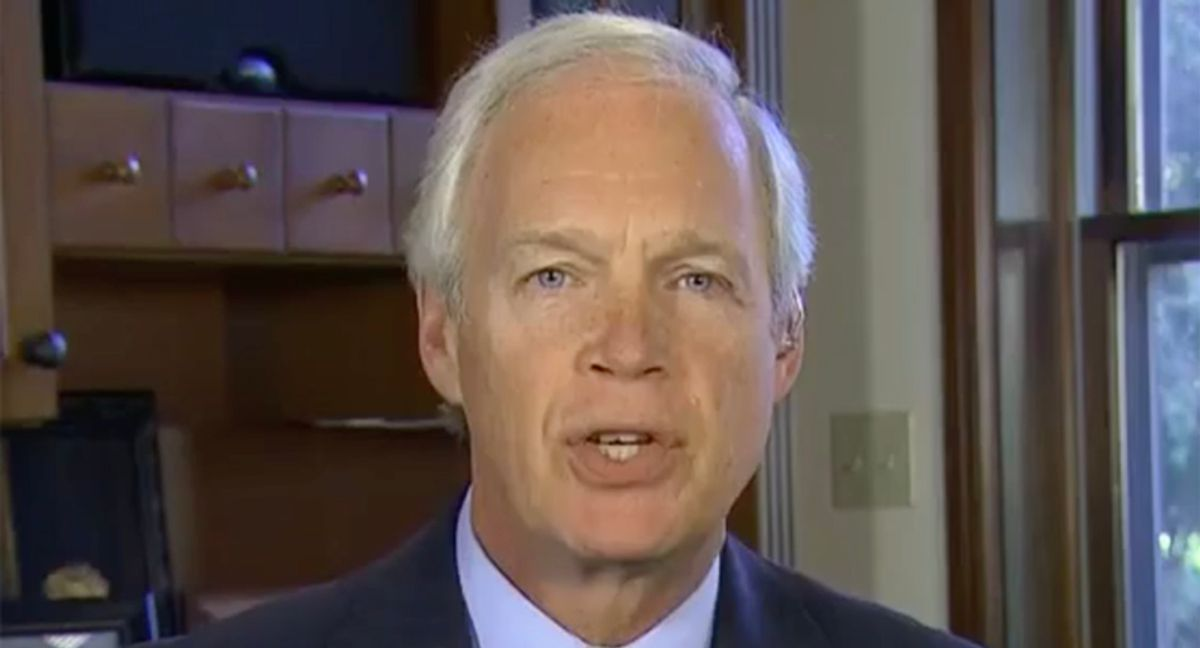 GOP senator attempting to steal the election denies any responsibility for fatal insurrection