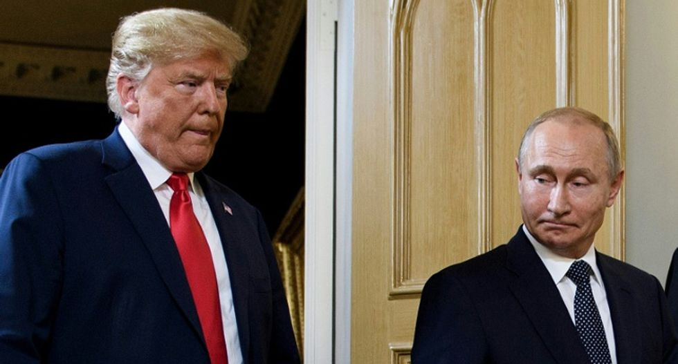 Trump's calls to Putin may soon be revealed to Biden's team -- then what?