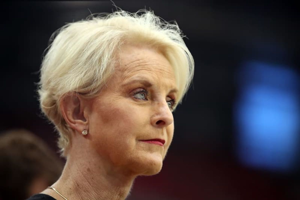 Cindy McCain belittles the Arizona GOP after receiving official censure