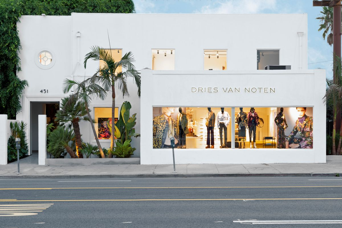 Dries Van Noten's First US Store Is a Treasure Trove of Creativity