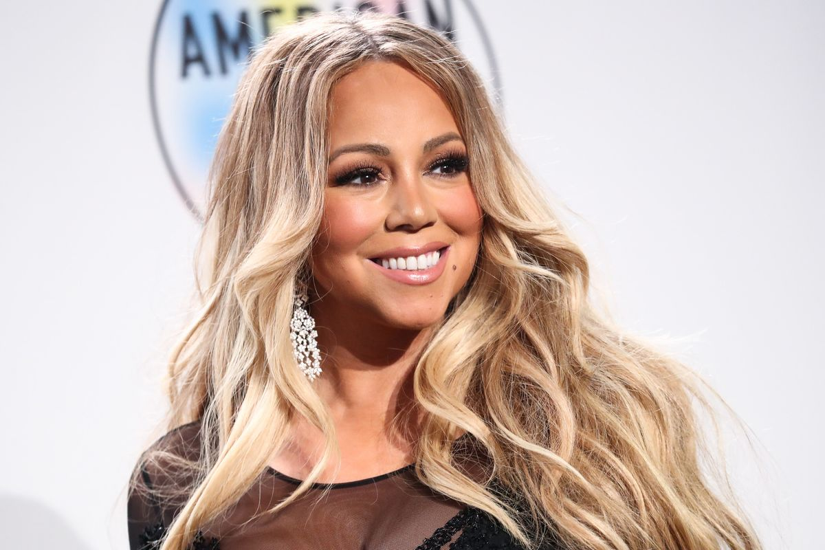 Mariah Carey Teases a New Christmas Collab