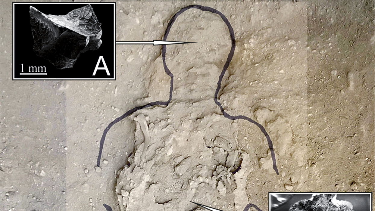 Researchers discover intact brain cells of man killed by Mt Vesuvius eruption