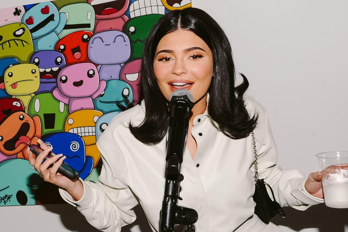 Kylie Jenner Has a New Viral Bop