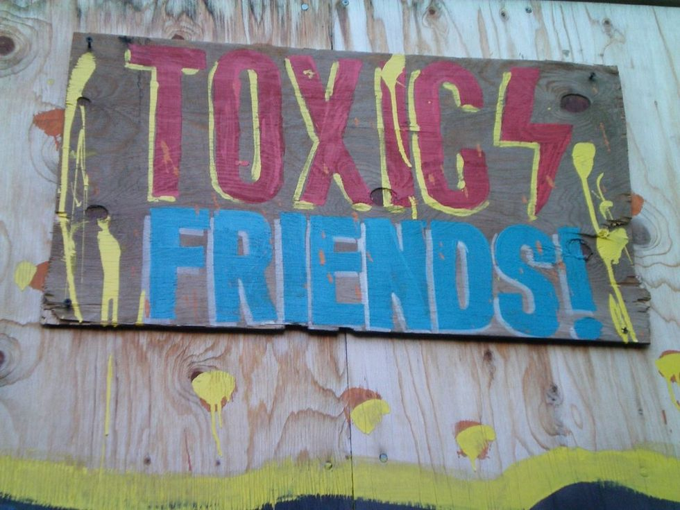 I Almost Became A Toxic Person, But Luckily I Learned To Let Go