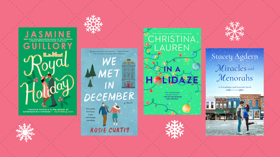 17 Holiday Romance Novels That'll Make You Want To Kiss Someone Under The Mistletoe ASAP