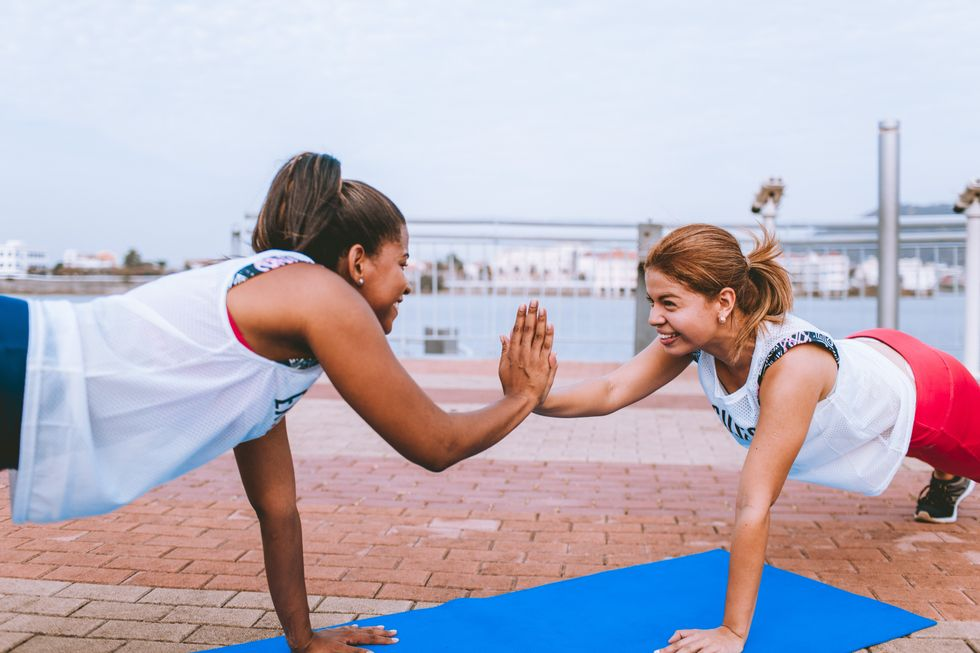 The Workout Class You Should Make Your Habit In 2020, Based On Your Enneagram Number