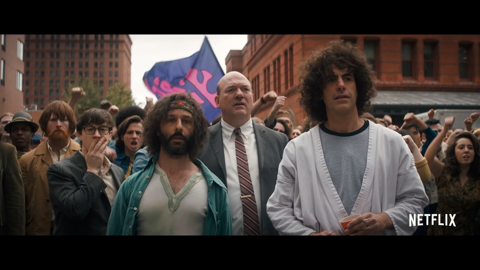 'The Trial of the Chicago 7' Film Review
