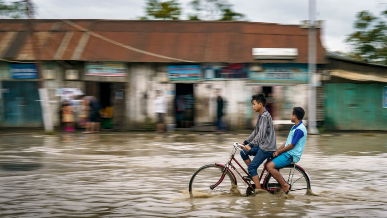 UN: Climate Crisis Has Doubled Natural Disasters in Last 20 Years