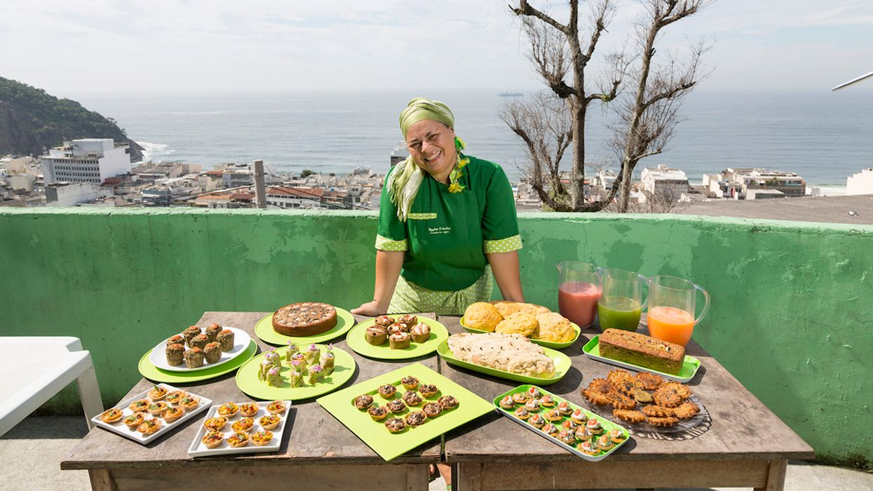Harnessing Food Waste to Empower Communities in Brazil