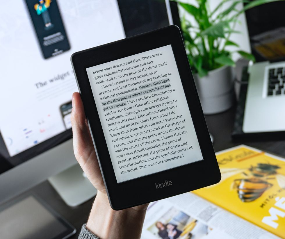 This Kindle Is On Sale For $60 Today For Amazon Prime Day And It Is An Essential For Bookworms
