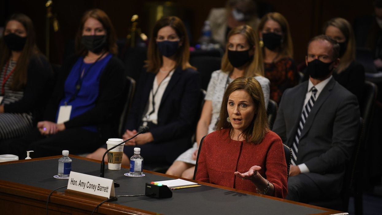 WATCH LIVE: Amy Coney Barrett faces Senate Judiciary Committee again in third day of hearings