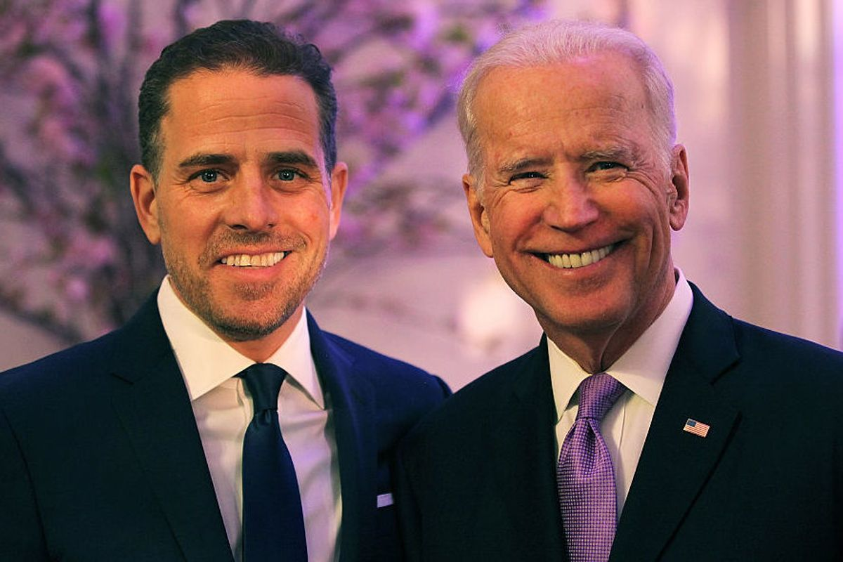 Report: 'Smoking gun' email shows Joe Biden met with top Burisma exec while he was VP, contradicting own claims